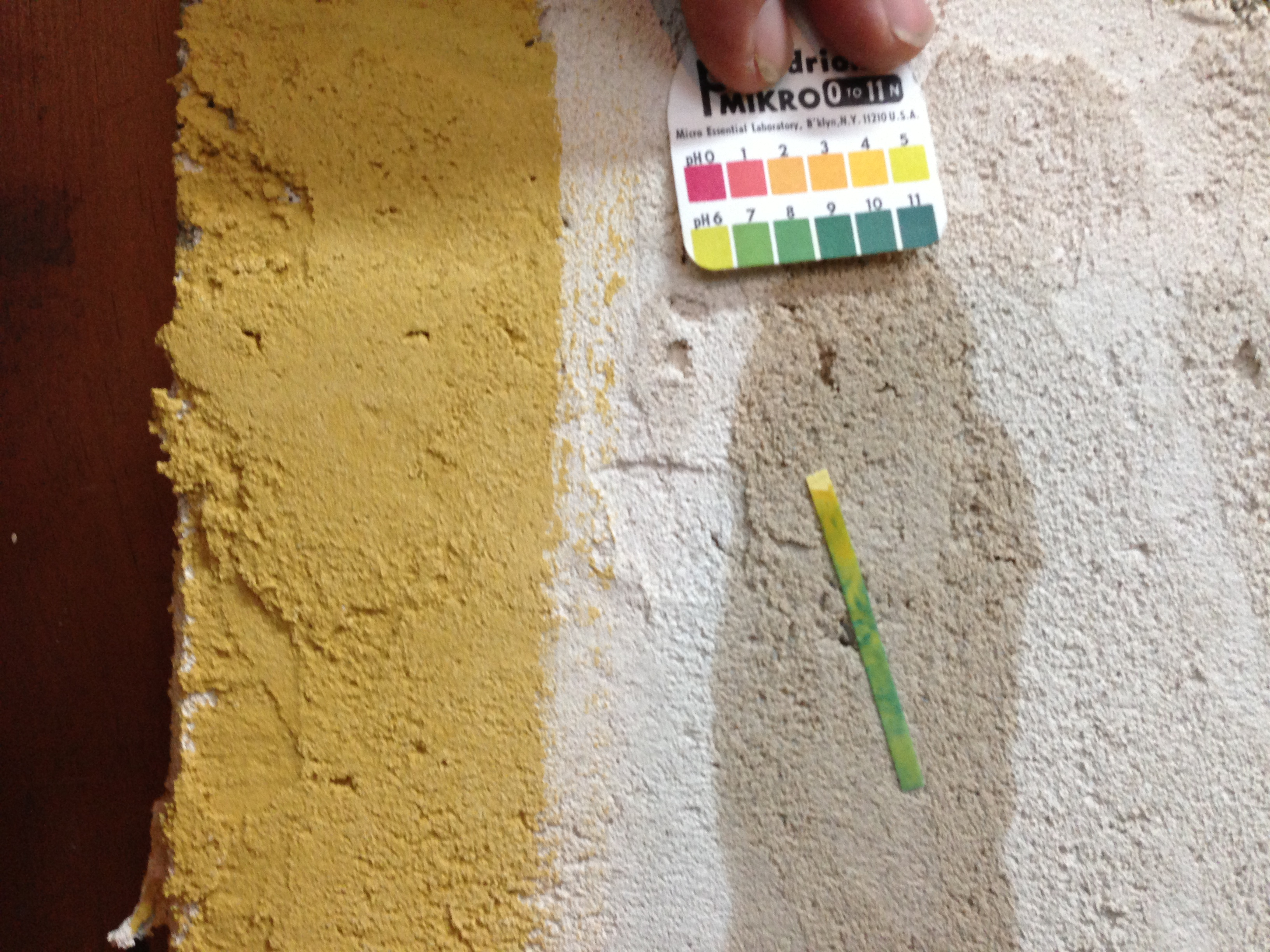 How soon can fresh plaster be painted for Can exterior stucco be painted