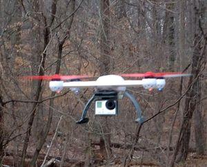 Help Drone with Go-Pro for building maintenance examinations